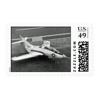 F-9 Cougar Postage Stamps