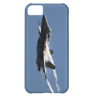 F/A-18, CF-18 Hornet Aircraft Action Photo Design iPhone 5C Cover