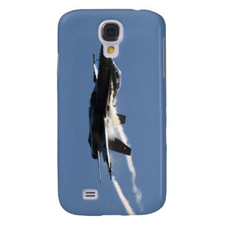 F/A-18, CF-18 Hornet Aircraft Action Photo Design Samsung Galaxy S4 Covers