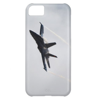 F/A-18, CF-18 Hornet Aircraft Action Photo Design iPhone 5C Cases