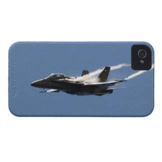 F/A-18, diseño de la foto de la acción de los Carcasa Para iPhone 4