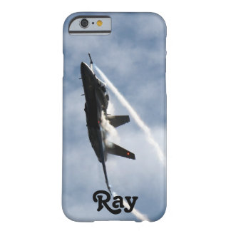 F/A-18 Fighter Jet Plane Air Show for Ray Barely There iPhone 6 Case