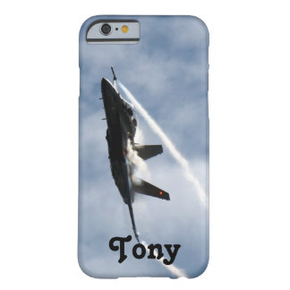 F/A-18 Fighter Jet Plane Air Show for Tony Barely There iPhone 6 Case