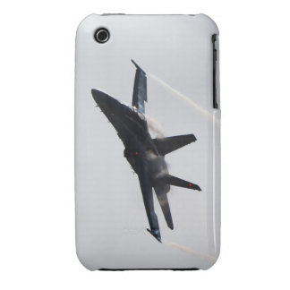 F/A-18 Fighter Jet Plane Air Show Stunt iPhone 3 Case-Mate Case