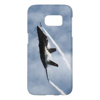 F/A-18 Fighter Jet Plane Air Show Stunt Samsung Galaxy S7 Case