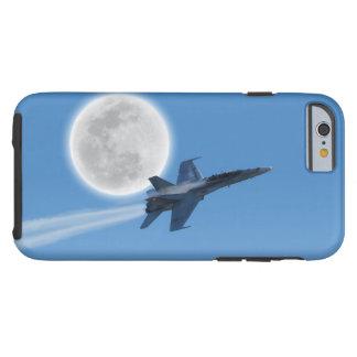 F/A-18 Fighter Jet Plane Air Show Stunt Tough iPhone 6 Case