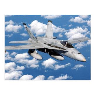 F/A-18 Hornet Postcard