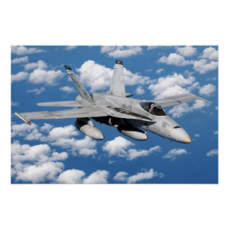 F/A-18 Hornet Posters
