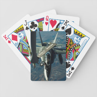 F/A 18 refuelling Bicycle Playing Cards
