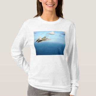 F/A-18A Hornet Strike Fighter Squadron 87 T-Shirt