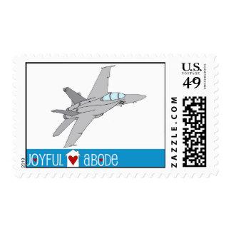 F/A-18F Postage