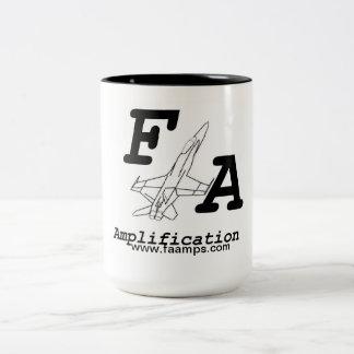 F/A Amplification Mug
