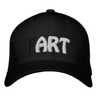 (F) ARTE - gorra negro Gorra De Béisbol