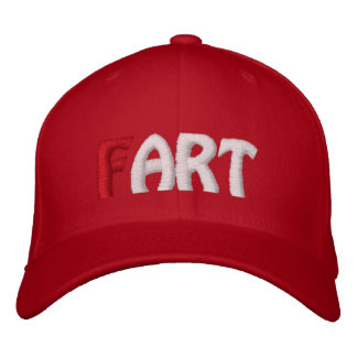 F ARTE - Red Hat Gorra De Beisbol Bordada