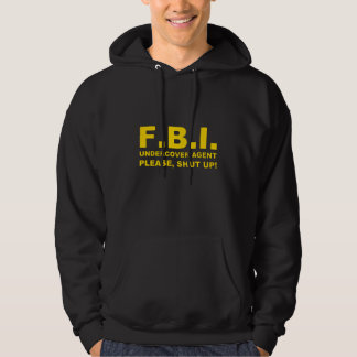 F.B.I. Agent Sweatshirt