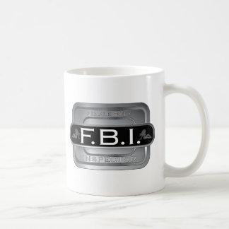 F B I Female Inspector Coffee Mug