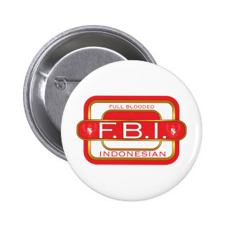 F B I Indonesian Pin