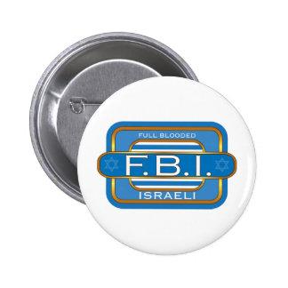 F B I Israeli Pins