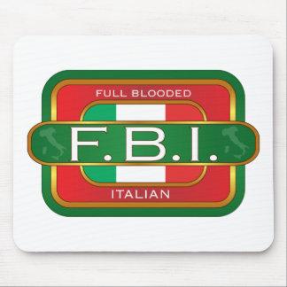 F B Italian Mouse Pad
