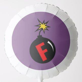 F-Bomb Balloon
