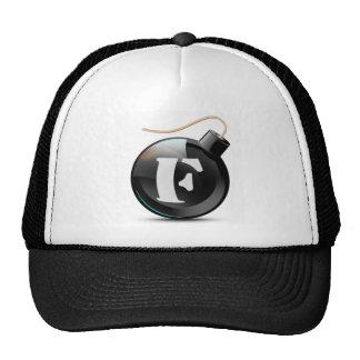 F-bomb Trucker Hats