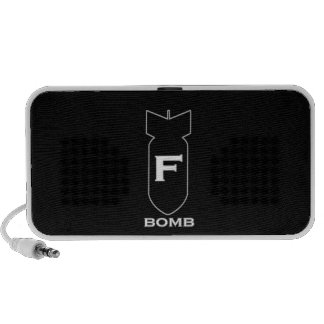 F Bomb Laptop Speaker