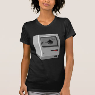 ¡F-Bomba grosera del mac 128k! Camiseta