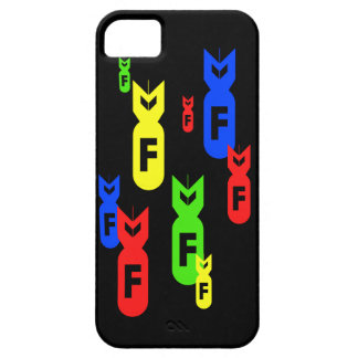F Bombs iPhone 5 Cases