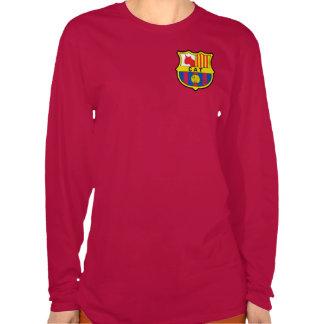F.C Catelonia T-shirts