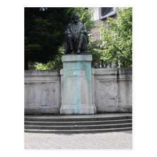 F.C. Donders monument Postcard