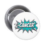 F-Cancer Ovarian Cancer Pin