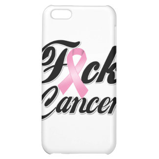 F*CK Breast Cancer Shirts iPhone 5C Case