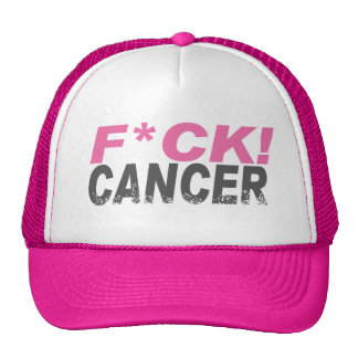 F*ck Cancer hat