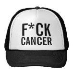 F*CK CANCER HATS