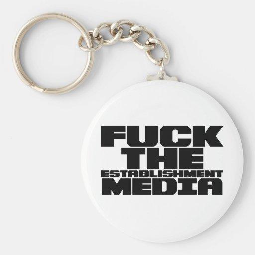 F*CK THE ESTABLISHMENT MEDIA KEY CHAINS