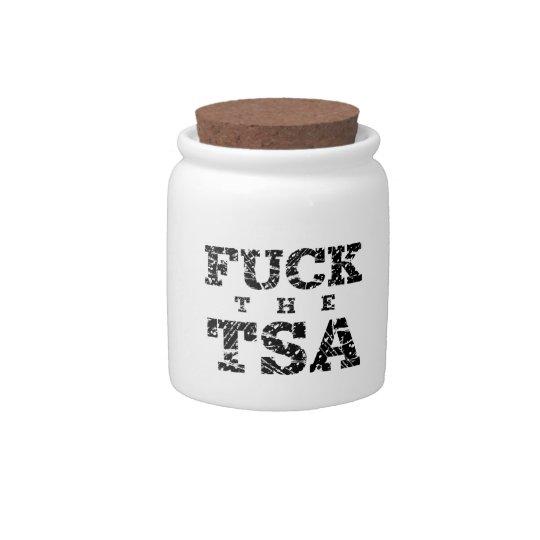 F*CK THE TSA 2 CANDY DISHES