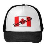 F*ckin Eh (bandera canadiense) Gorra