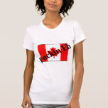 F*ckin Eh (Canadian Flag) T Shirt