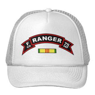 F Co, 75th Infantry Regiment - Rangers Vietnam Mesh Hat