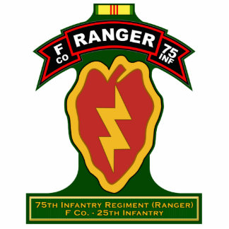 F Co, 75th Infantry Regiment - Rangers, Vietnam Statuette