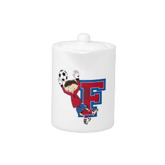 F está para el fútbol