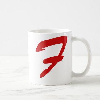 ¡F está para fantástico Tazas