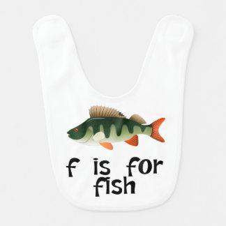F está para los pescados baberos