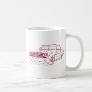 F Falcon Sprint 1963 Classic White Coffee Mug
