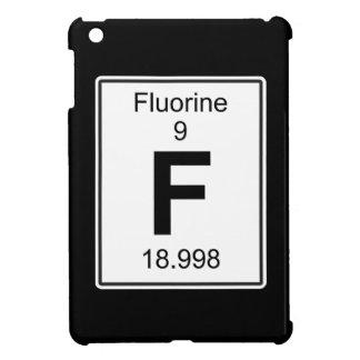 F - Fluorine iPad Mini Cover