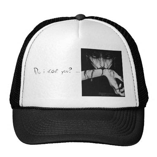 f_GothicArtFem_9e7f711[1], Do i scare you? ... Trucker Hat