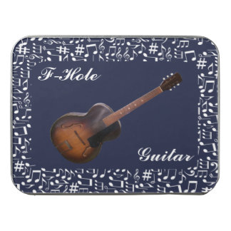 F-HOLE GUITAR JIGSAW PUZZLE