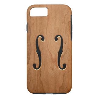 F-Holes -wg iPhone 7 Case