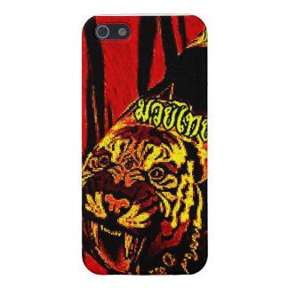 F.I.O - Fight It Out Iphone skins/ color Orange iPhone SE/5/5s Case
