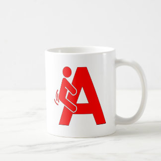 F ing A Fing A   (c)WhiteTigerLLC.com Coffee Mug